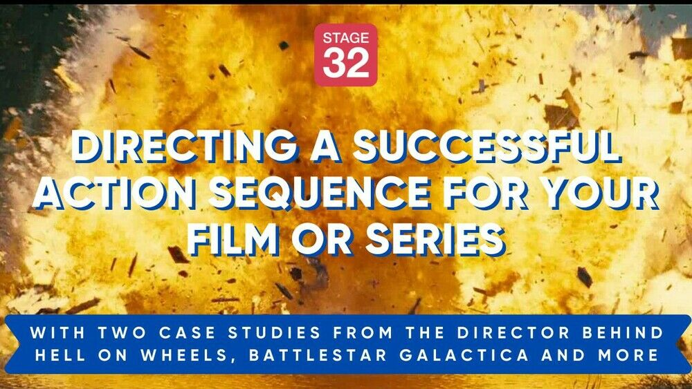 Directing a Successful Action Sequence for your Film or Series